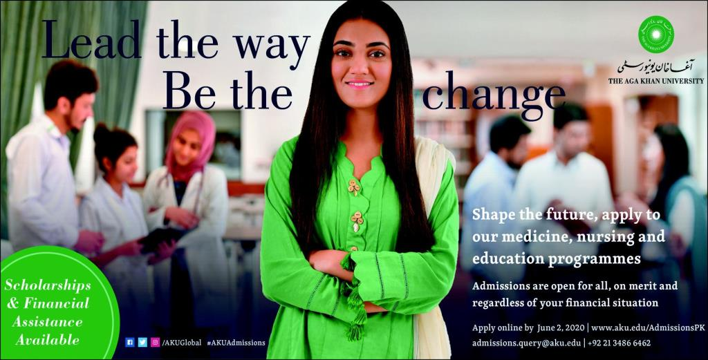 Aga Khan University Karachi Offering Scholarship Programs